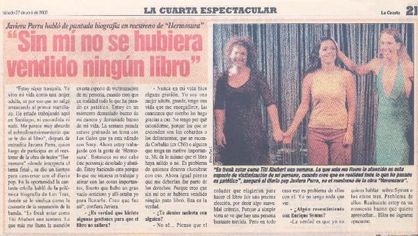 La Cuarta (diario : Santiago, Chile) - Biblioteca Nacional Digital ...