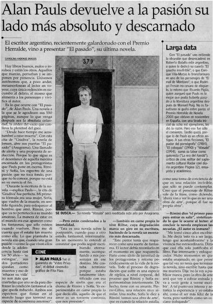 Entrevistas Biblioteca Nacional Digital De Chile