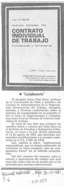 Contrato Individual De Trabajo Articulo Biblioteca Nacional