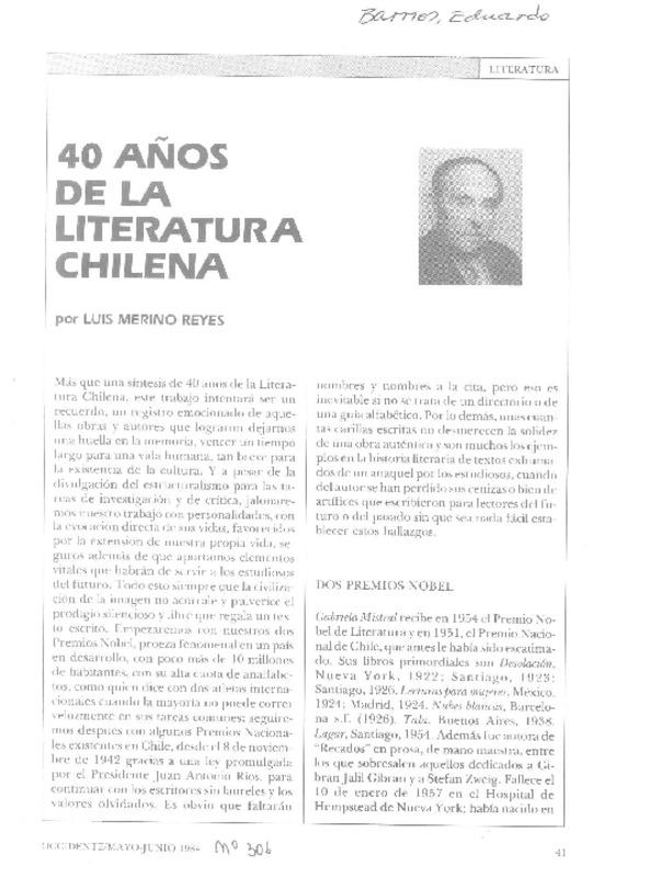 1984 - Biblioteca Nacional Digital de Chile