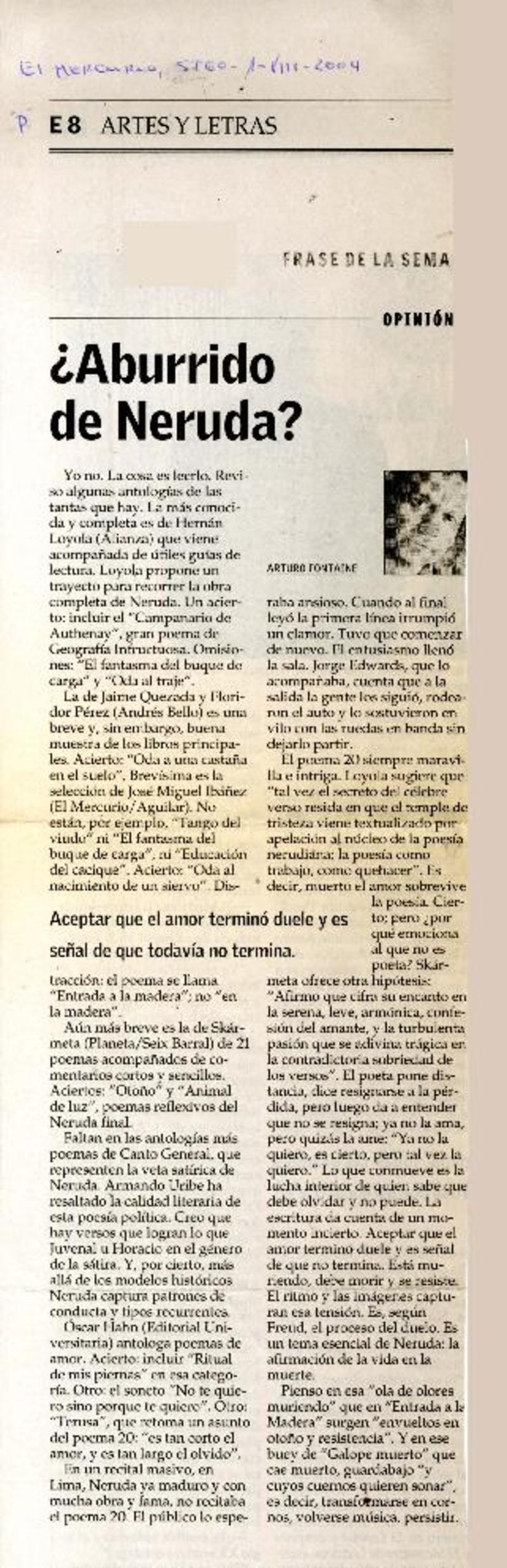 El Mercurio (Santiago, Chile) - Biblioteca Nacional Digital de Chile